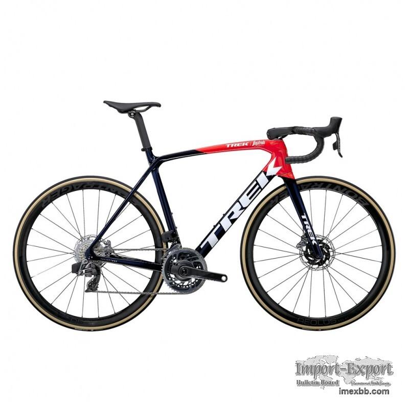 2021 Trek Project One Emonda SLR 9 RED eTap AXS Disc Road Bike(ZONACYCLES)