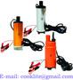 12V/24V Pomp met filter voor diesel olie water etc / Stookoliepomp