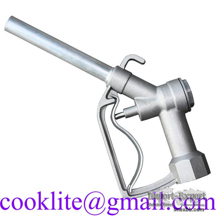 Boquerel manual para suministro de gasoleo / Pistola manual en aluminio