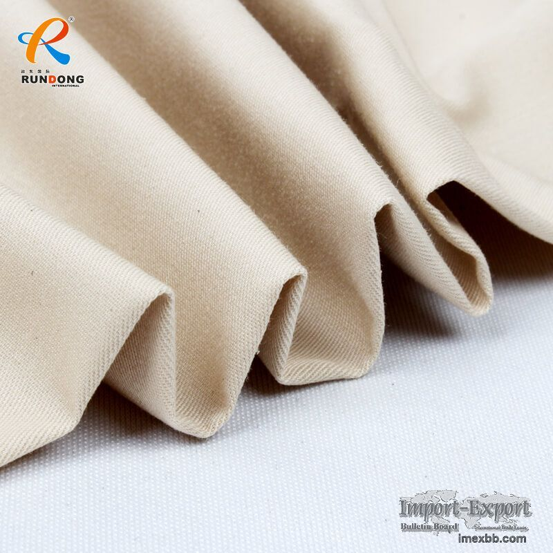 100% polyester twill or plain fabric