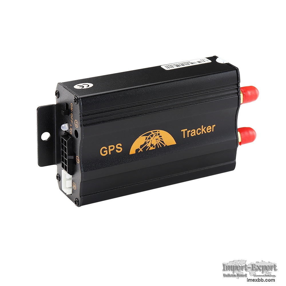car tracker vehicle tracking device gps 103 3g with motorcycle engine stop