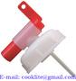 Torneira de adaptáveis para bidons/recipientes de plástico