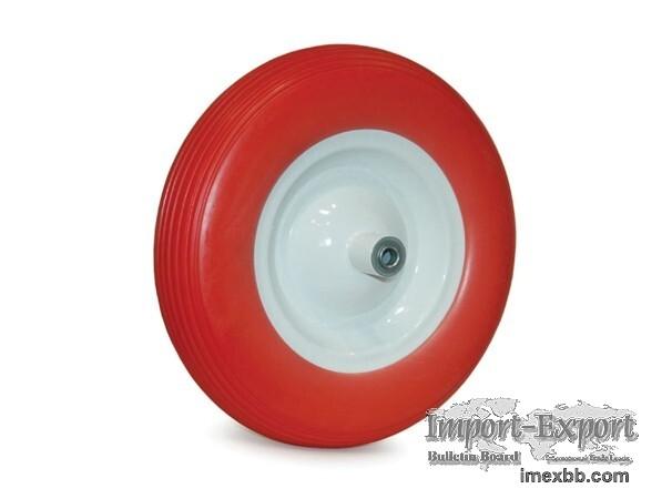Polyurethane (PU) wheels