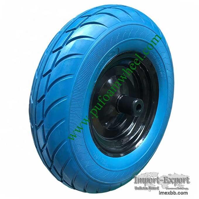 Polyurethane (PU) foam wheels