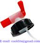 Kran med kapsyl 58mm med ventil till plastdunk / Tappkran