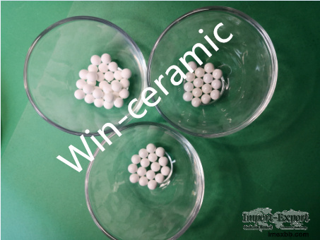 Chinese supplier for zirconia sintered beads