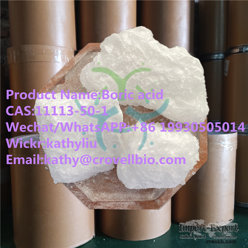 Boric acid CAS 11113-50-1 Whatsapp:+ 86 19930505014
