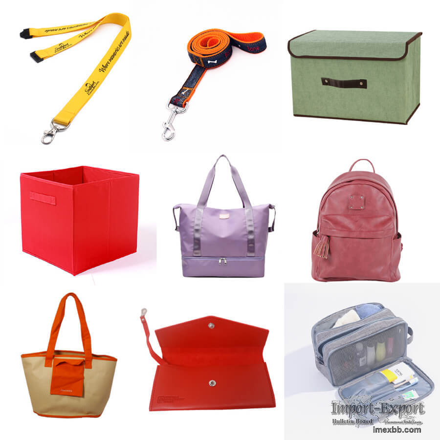 fabric shopping bags manufacturer in China