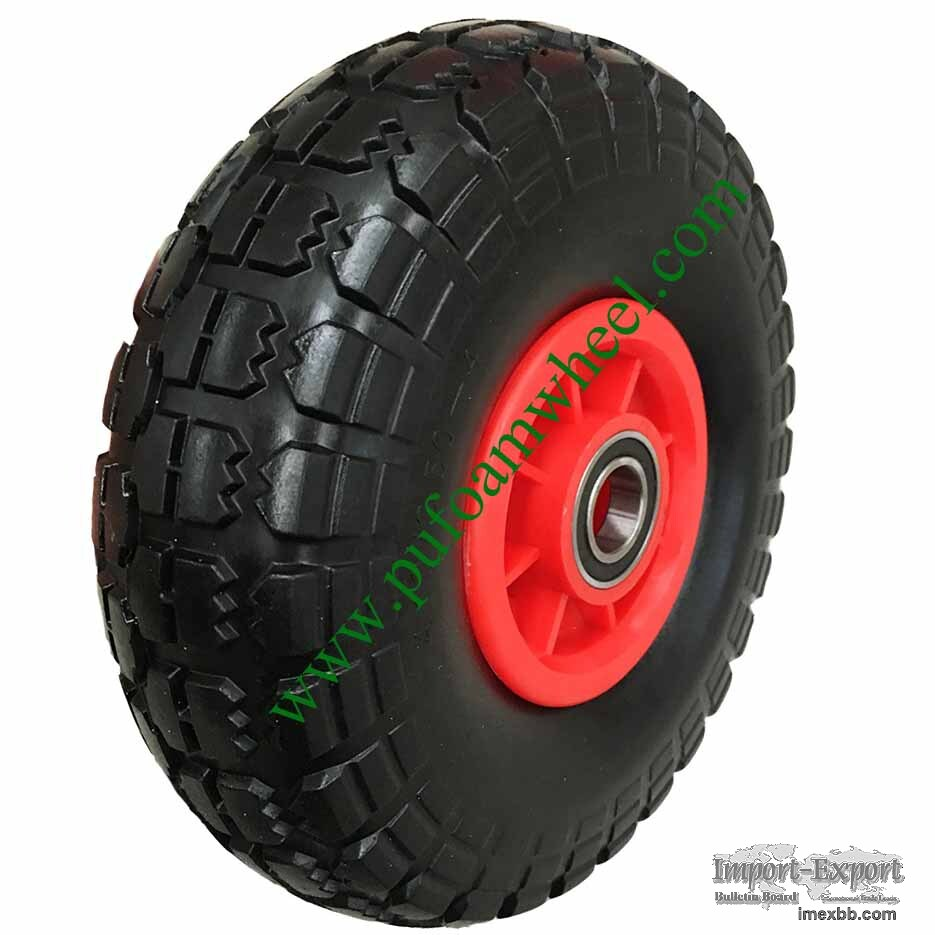 PU wheels 350-4