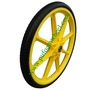 Bike PU wheels