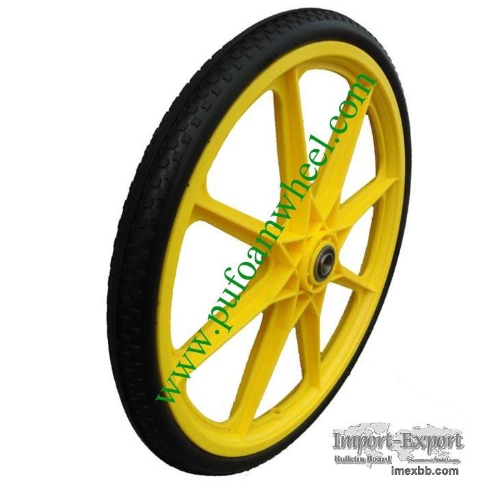 Bike PU wheels