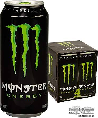 Top Quality Energy Monster Drink available.