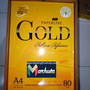 Best quality Paperline Gold A4 paper 80 GSM