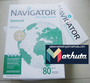 Best quality Navigator copy paper A4 80 GSM