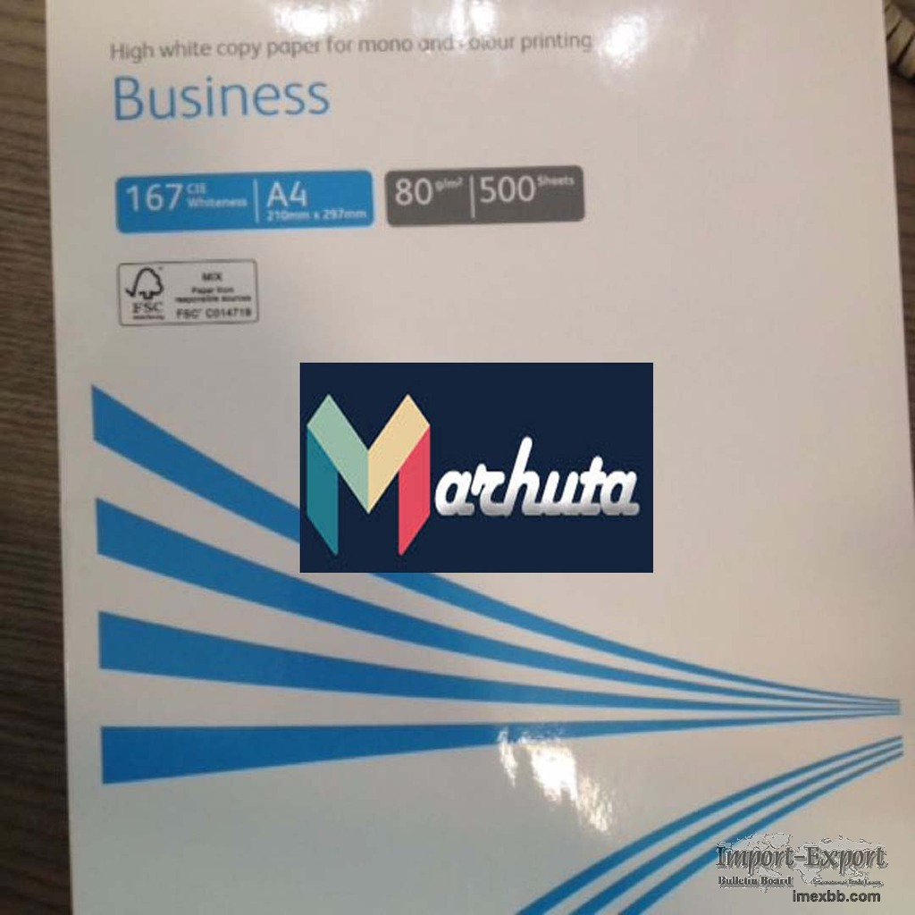 Best quality Xerox Copy Paper A4 80 GSM
