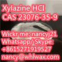 Xylazine HCl; Powder; CAS 23076-35-9 WhatsApp / Skype me +8615271919527