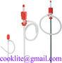 Siphon Not Handpumpe - Fass pumpe - Kanisterpumpe - Umfüllpumpe Chemiepumpe