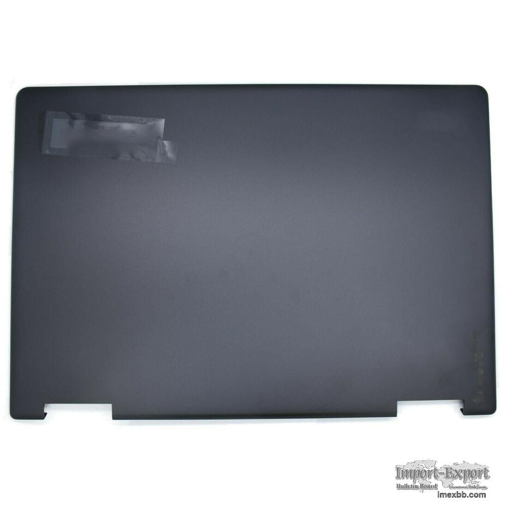 New LCD Back Cover For Lenovo Yoga 710-14 710-14IKB 710-14ISK  Black Color