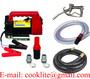12/24 Volt Mini Fuel Oil Transfer Pump Diesel Kerosene Biodiesel Dispenser