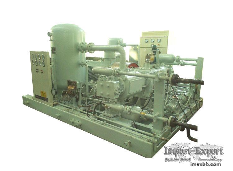 D-type CNG Compressor