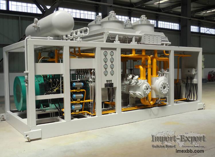 M-type CNG Compressor