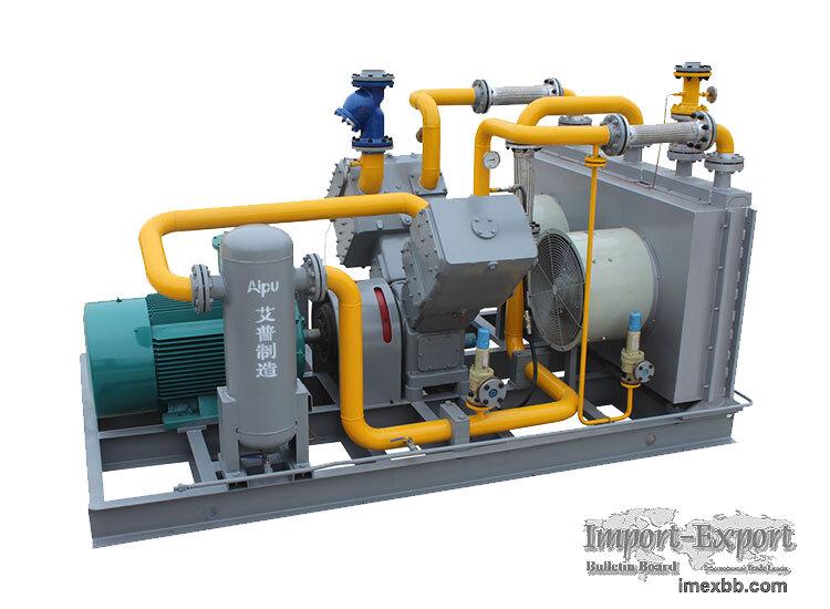 E-type Hydrogen Gas Compressor