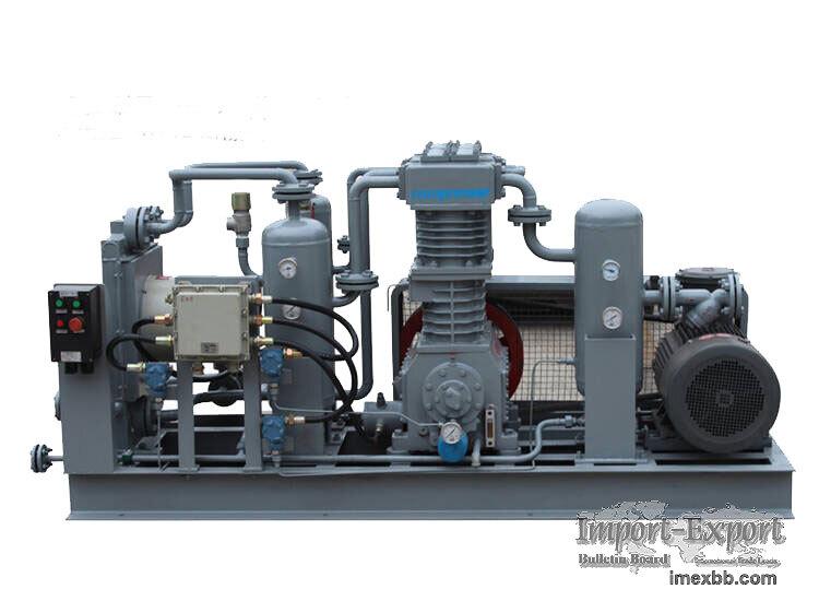 Z-type BOG Compressor