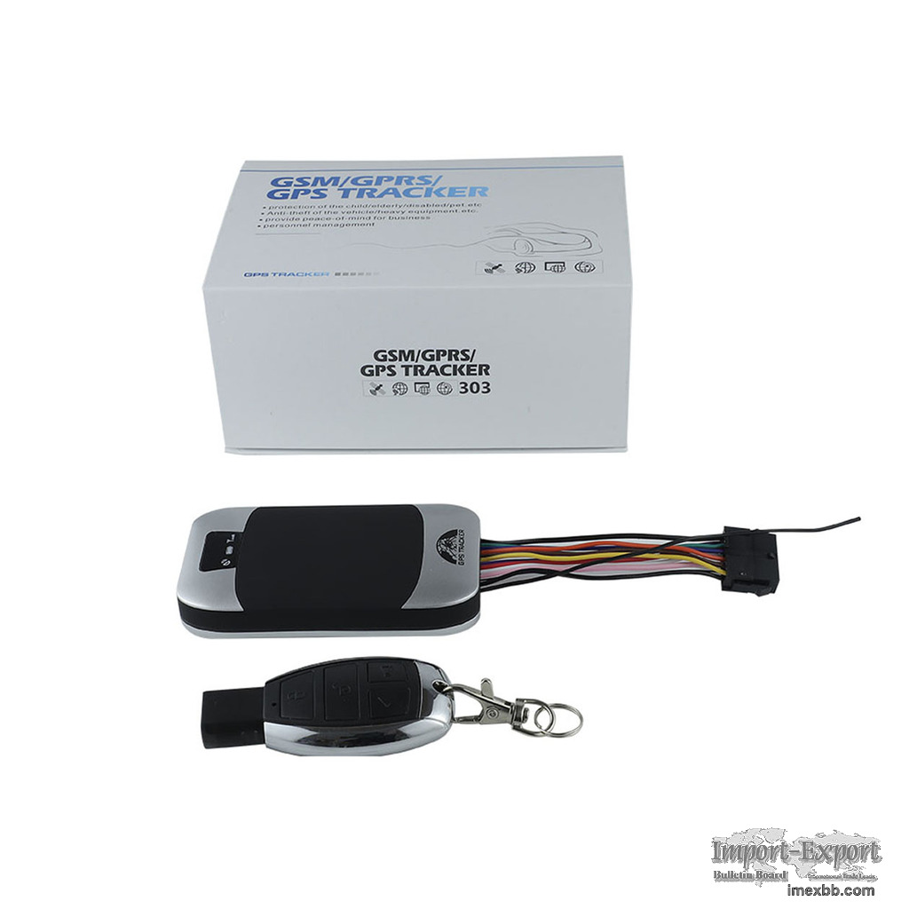 Built-in antenna 3G gps tracker vehicle coban 303f 303G no monthly fee