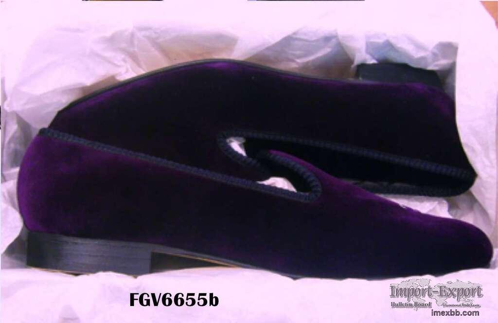 Velvet loafers 12 pair sale