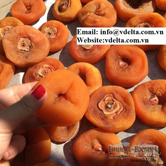 Dried Gotgam Fruits Soft Dried Persimmon From Vietnam