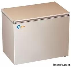 220L Deep Chest Freezer R600A Refrigerant ROHS Certificate