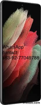 Samsung - Galaxy S21 Ultra 5G 512GB (Unlocked) - Phantom Black Smartphone
