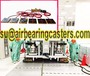 Air bearing casters applications air casters