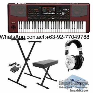 Korg Pa1000 Professional Arranger Keyboard, 61 Semi-weighted Keys (C2-C7) -