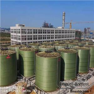 FRP On-Site Large Storage Tank  FRP Storage Tank manufacturer