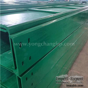 Carbon Steel / Glass Fiber Reinforced Plastic Composite Cable Tray