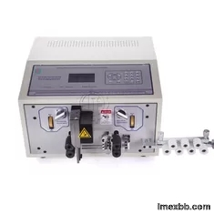0.1mm2 To 4.5mm2 Wire Processing Machine For Cutting And Stripping