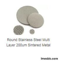 Wire Filter Mesh