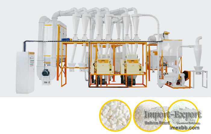 Maize Flour Milling Plant Projects