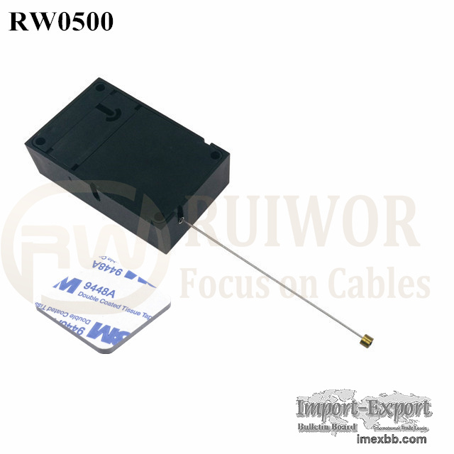 RW0500 Cuboid Anti Theft Pull Box Can Work with Connectors Apply in Differe