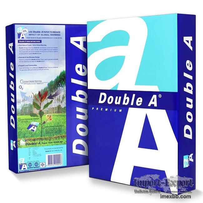 75gsm A4 Photocopier Paper with 98 to 100% Brightness