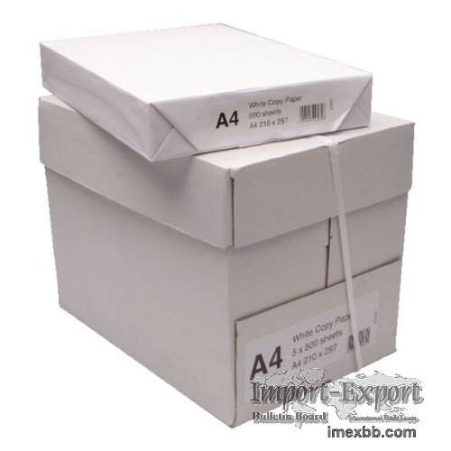 Multi-Purpose Copy Paper 80 GSM (for copiers, laser and inkjet printers)