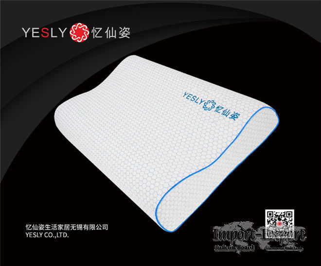 Two-way Pillow for Cervical Spine Protection