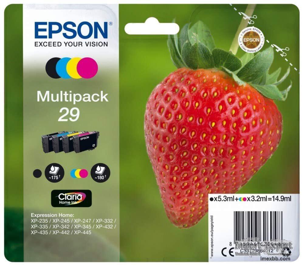 Best deal Epson Strawberry 29 Ink Cartridges Multipack