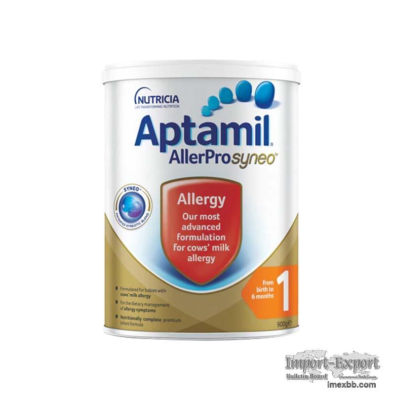 Aptamil爱他美深度水解奶粉1段(3罐)