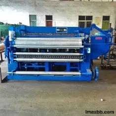 Huayang 2T Wire Mesh Welder , 5kw Wire Mesh Welding Machine Straightening