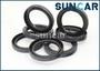SUNCAR Komatsu Seal Kit , 6204-21-3510 TC Front Crankshaft Oil Seal