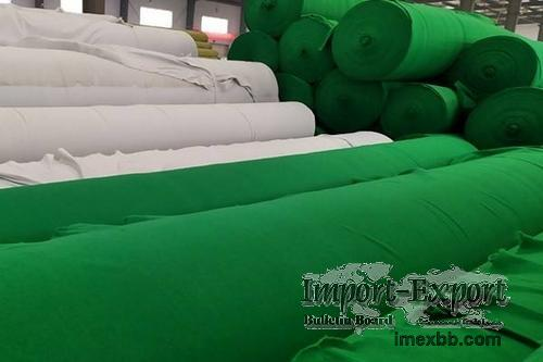 Non woven Polyester/PP Geotextile Fabric Rolls