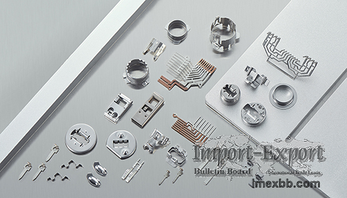 Precision stainless steel stamping parts