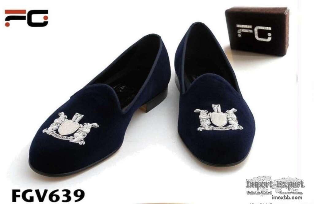 Velvet slippers wholesale